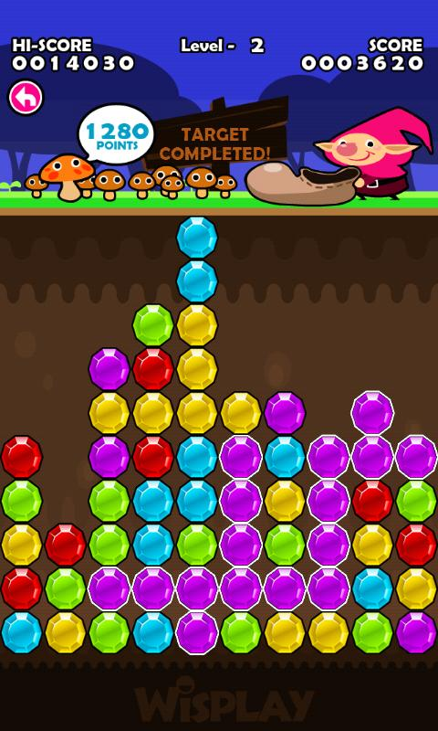 Pop Gems - screenshot