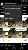 Screenshot of Meme Comics - Rage Reader