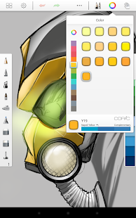 SketchBook Pro - screenshot thumbnail