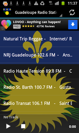 Guadeloupe Radio Stations