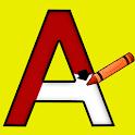 ABC Writing icon