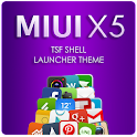 Miui X5 TSF Shell Theme icon