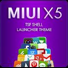 Miui X5 TSF Shell Theme icon