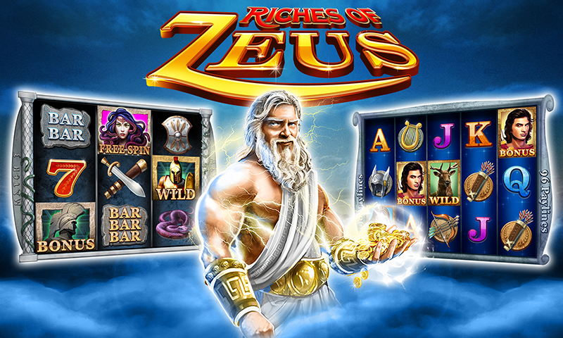 Zeus 3 Slot GAME DETAILS