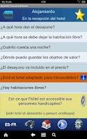 Screenshot of Aprende Francés hablando