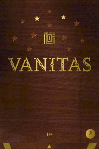 Vanitas- screenshot