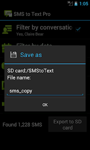 SMS to Text Pro- screenshot thumbnail