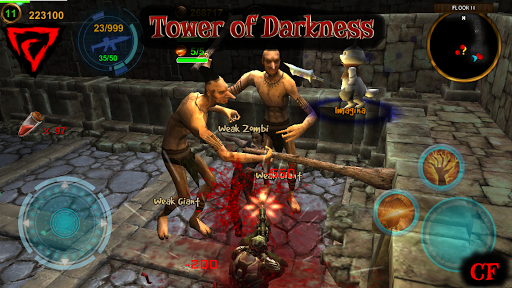 Tower of Darkness Pro