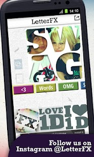 LetterFX - Word frames- screenshot thumbnail