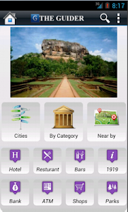 Sri Lanka Travel Guide -Guider screenshot 1