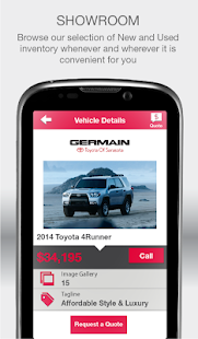 Germain toyota coupons