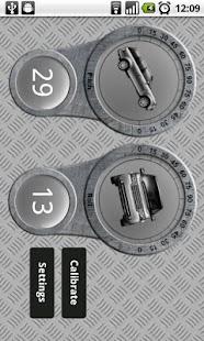 4x4 App - offroad inclinometer- screenshot thumbnail