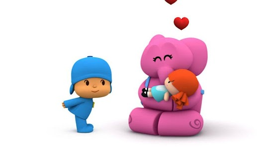 Pocoyo: Elly's Doll- screenshot thumbnail
