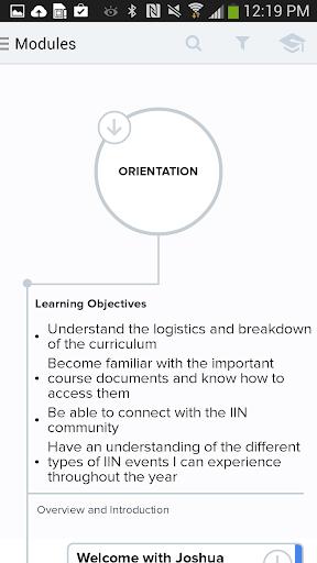 IIN Learning Center
