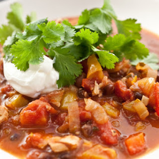 Chicken Chili.