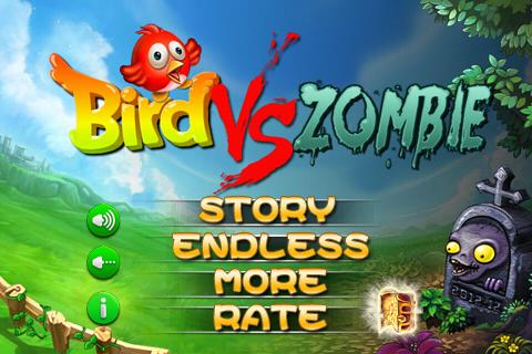 birds vs zombies