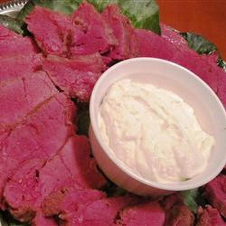 Corned Beef Roast Recipe