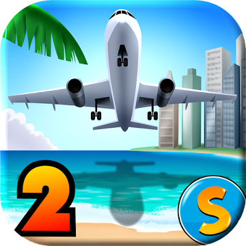 City Island: Airport 2 Hack Mod Apk Download for Android