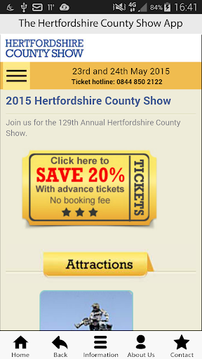 The Hertfordshire County Show