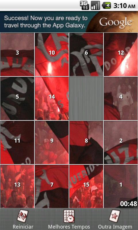 Flamengo - Músicas da Torcida - screenshot