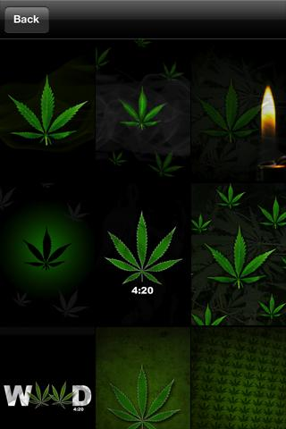 Weed Wallpaper! - screenshot