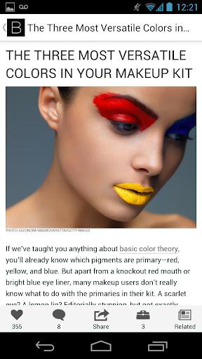 Beautylish: Makeup Beauty Tips  screenshots 3