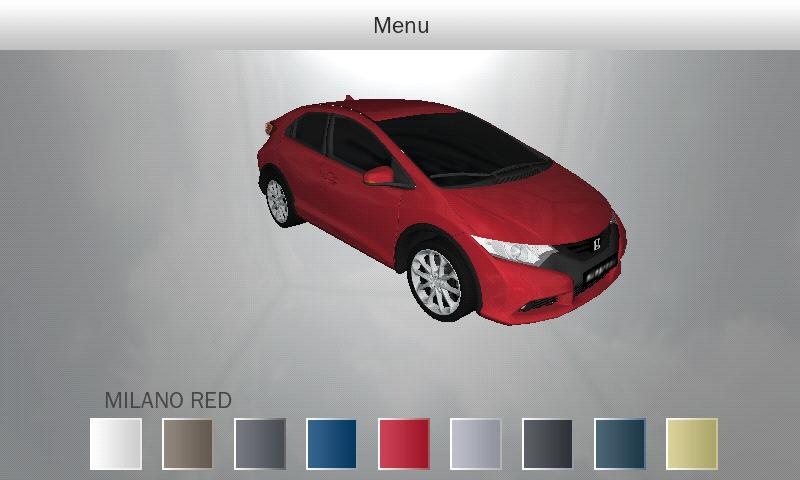 Honda SA - screenshot