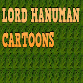 Lord Hanuman Cartoons