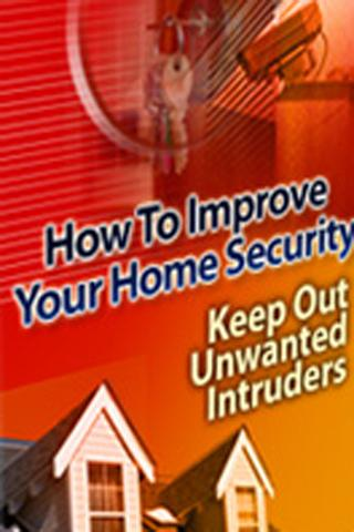 Improve Your Home Security - screenshot