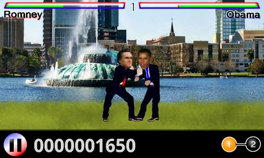 OBAMA & ROMNEY in Civic Inciv. - screenshot thumbnail