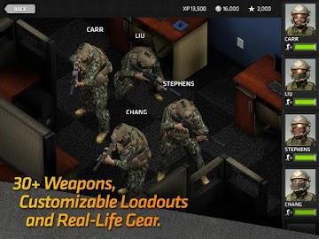 Breach & Clear Screenshot 1