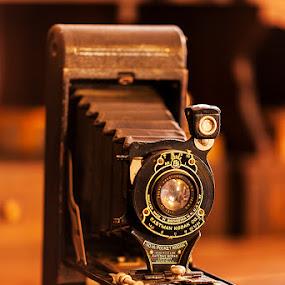Kodak 1A by Walter Farnham - Artistic Objects Antiques