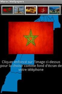 Maroc Fonds d'écran