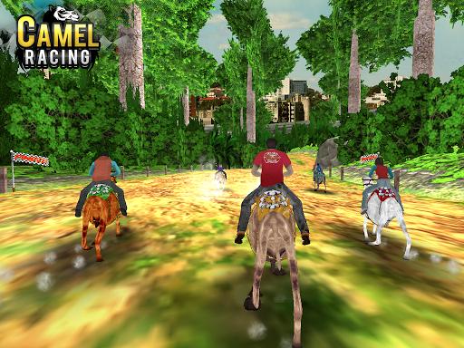 Camel Racing 3D Racing Game