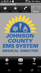 Johnson County EMS- screenshot thumbnail