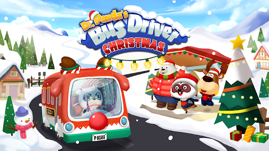 Dr. Panda's Christmas Bus - screenshot thumbnail