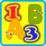 Letters and Numbers Toddlers 77 Apk