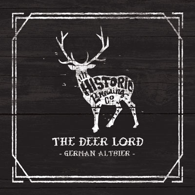 Logo of Historic's The Deer Lord