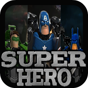 SuperHero Puzzles for PC and MAC