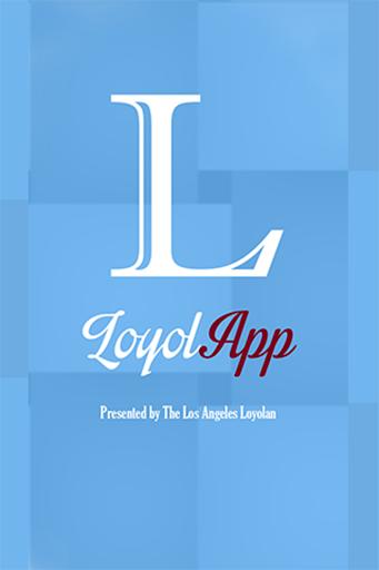 The LoyolApp