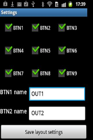 Universal BlueTooth SPP full- screenshot
