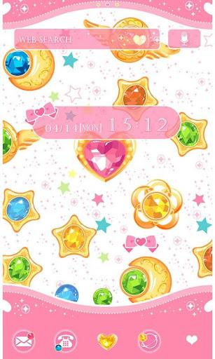 charmystar&lovelyheart Theme 1.0 Windows u7528 1