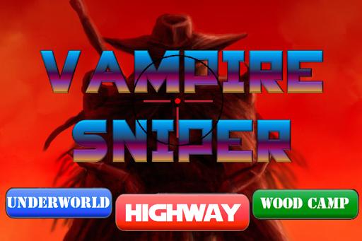 Vampire Sniper Hunter