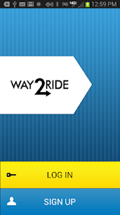 Way2ride - screenshot thumbnail