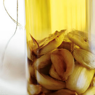 Roasted-Garlic Oil