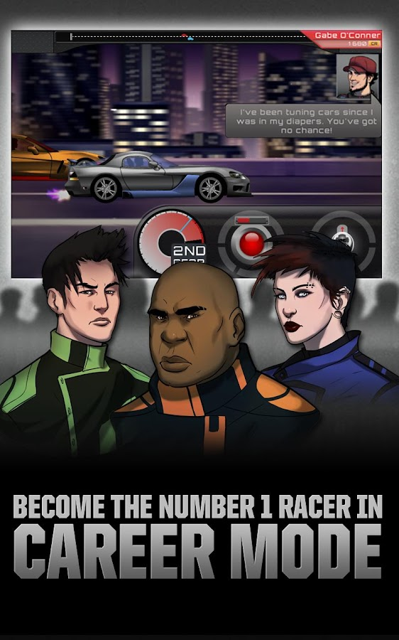 Drag Racer World- screenshot