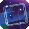 Flying Squares LWP icon