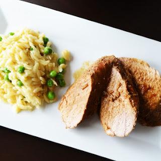The Best Crock Pot Pork Tenderloin.