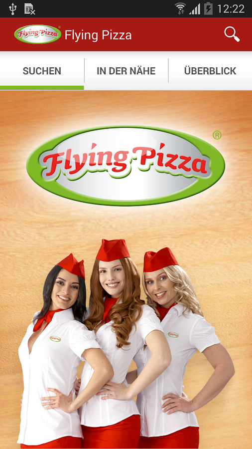 Flying Pizza- screenshot