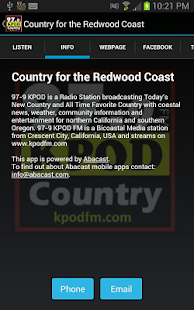 Country for the Redwood Coast- screenshot thumbnail